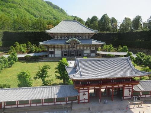 東武ワールドスクウェア《京都》東大寺大仏殿