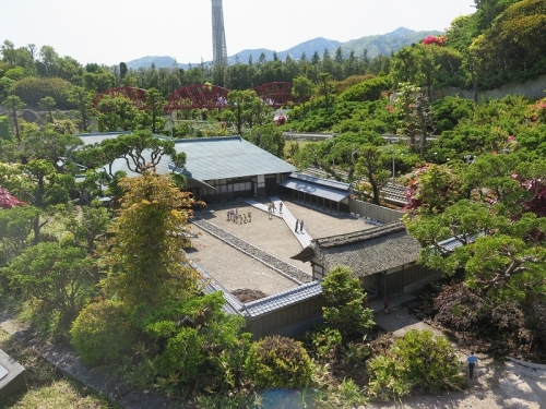 東武ワールドスクウェア《日本の四季》豪農の館