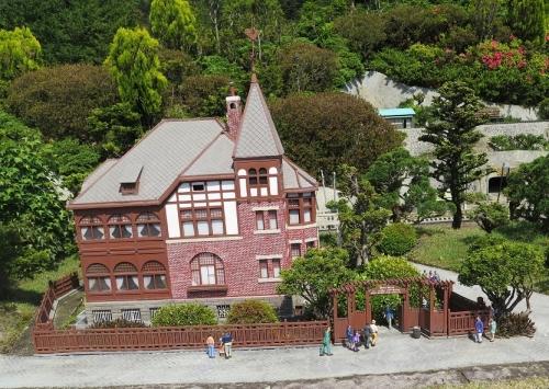 東武ワールドスクウェア《兵庫県》風見鶏の家・旧トーマス邸