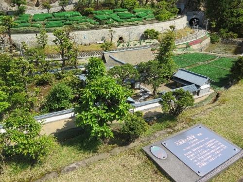 東武ワールドスクウェア《日本の四季》八棟造りの民家