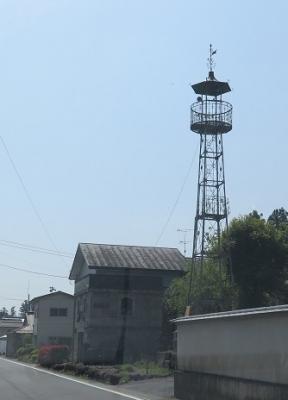 栃木 火の見櫓