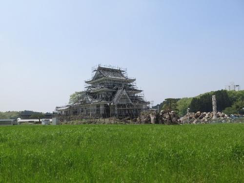 栃木 築城?
