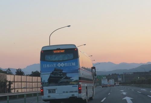 松江城バス