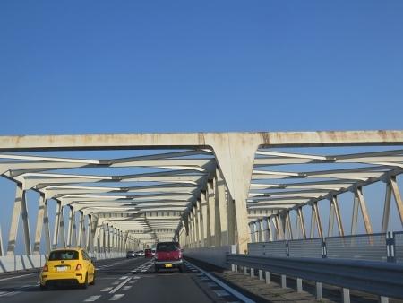 圏央道 利根川の橋