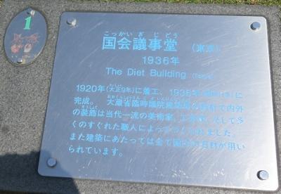 東武ワールドスクウェア 国会議事堂