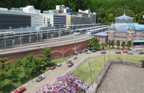 東武ワールドスクウェア 東京駅