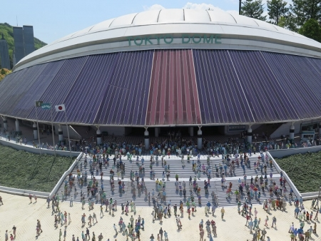 東武ワールドスクウェア 東京ドーム