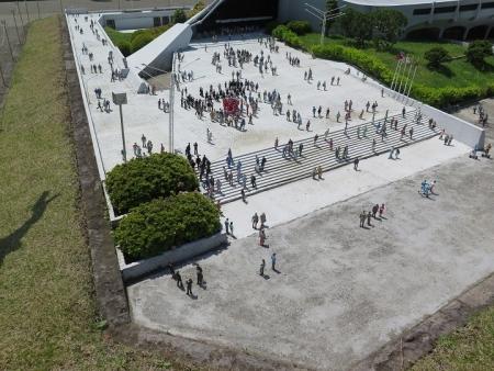 東武ワールドスクウェア 国立代々木競技場