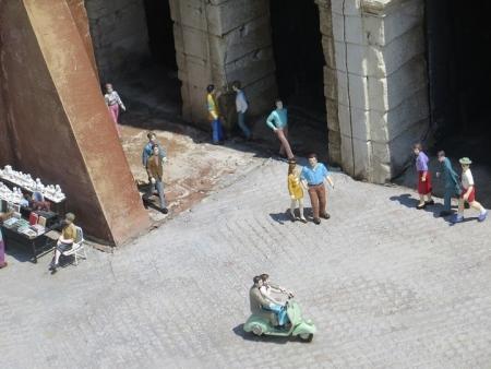 東武ワールドスクウェア《イタリア》コロッセオ ローマの休日