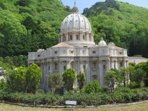 東武ワールドスクウェア《ヴァチカン》サン・ピエトロ寺院
