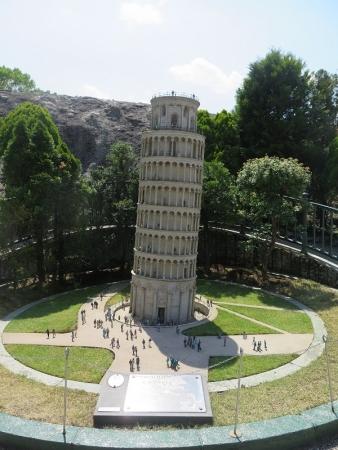 東武ワールドスクウェア《イタリア》ピサの斜塔