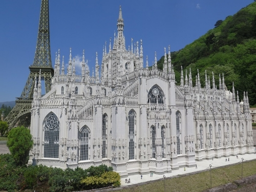東武ワールドスクウェア《イタリア》ミラノ大聖堂