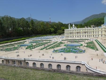 東武ワールドスクウェア《フランス》ヴェルサイユ宮殿