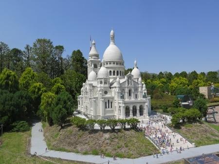 東武ワールドスクウェア《フランス》サクレクール寺院