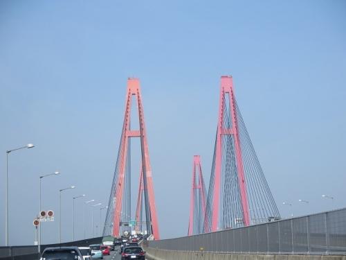 伊勢湾岸 名港西大橋