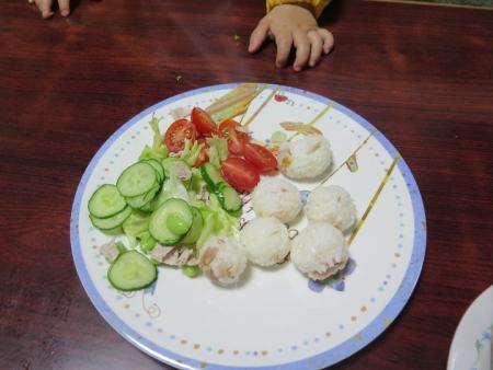 マゴラのご飯