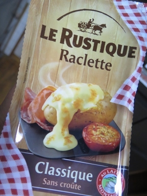 ラクレットチーズ