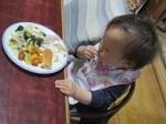 マゴラの晩ご飯