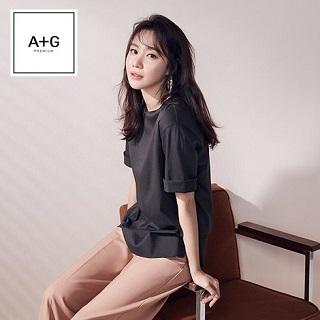 キムアジュンAGシルケットTシャツ05