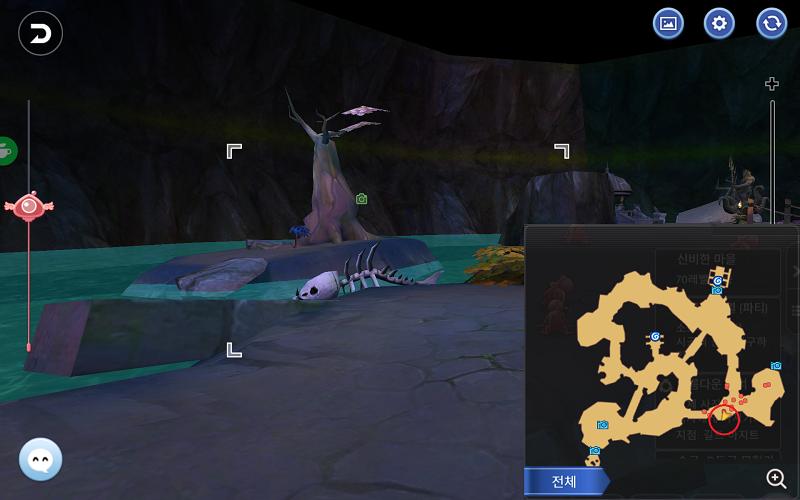 29 遺跡の海木(海底洞窟)