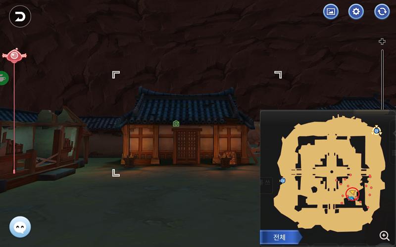 20 高大王の終わりの場所(フェイヨン洞窟2F)