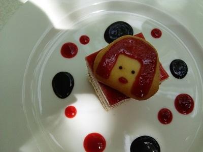 弥生ちゃんケーキ