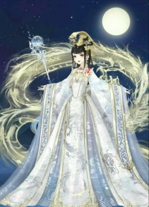 巫女ラハム