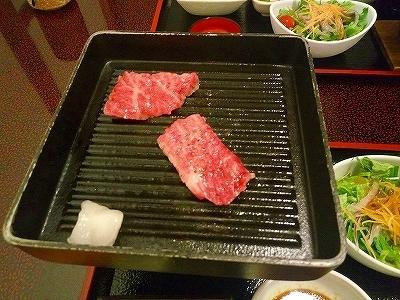 万葉 レディース御膳ロース (1)