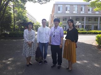 卒業生との再会 写真 ブログ (2)
