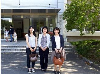 卒業生との再会 写真 ブログ (3)