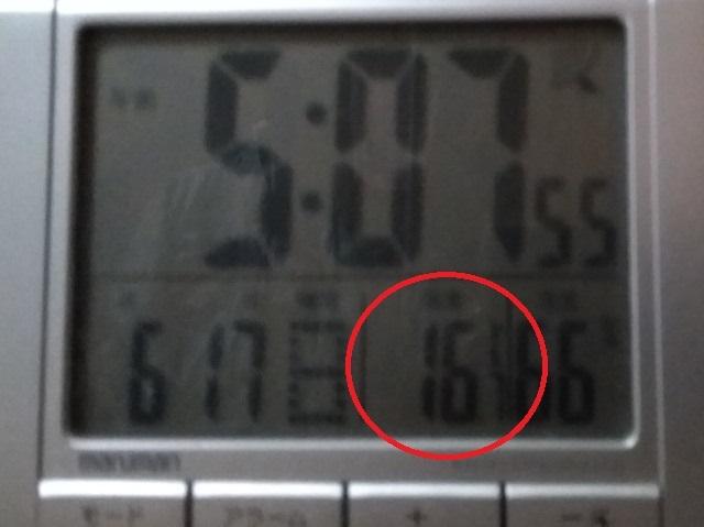 室温0617