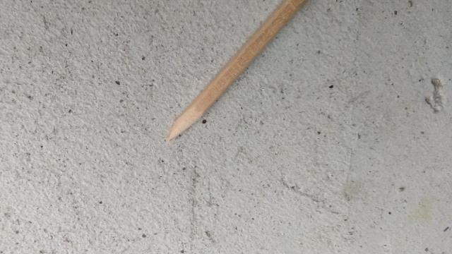 とがった割箸0624