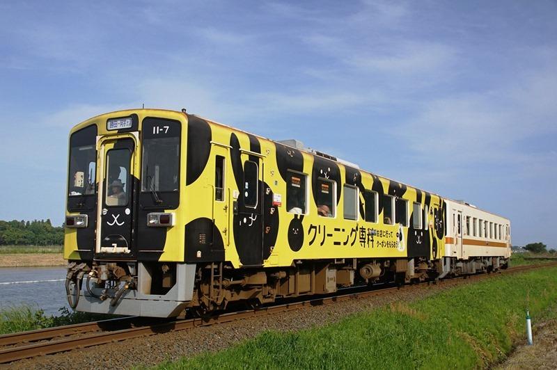 2018年4月30日 高田の鉄橋~中根にて (3)