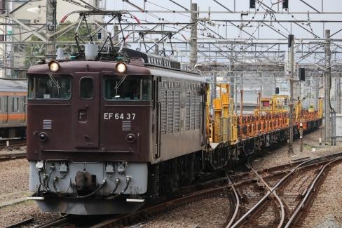 EF64-37 (甲府工臨返空)