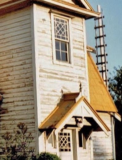 北大 有島寮 玄関 1983年