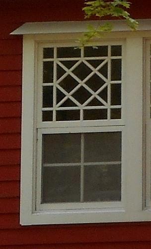 旧有島邸 上げ下げ窓