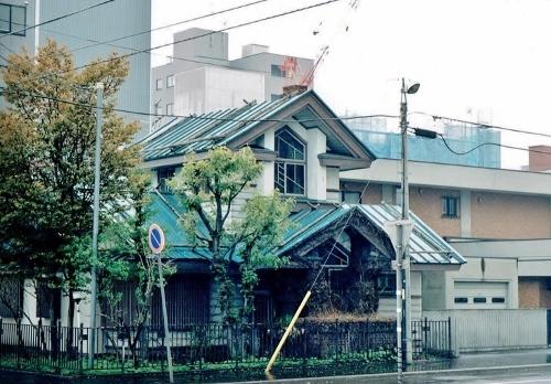 旧小熊邸 1997年