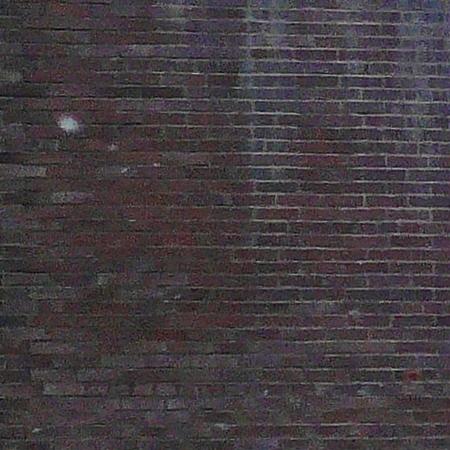 王子サーモン館 外壁煉瓦 2012年