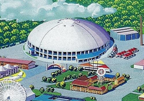 世界・食の祭典 パンフレット 月寒グリーンドーム