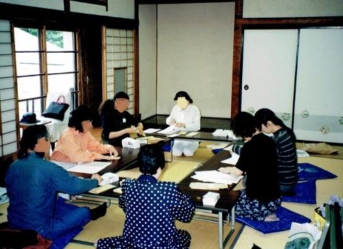 旧三菱鉱業寮 199805