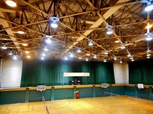 札幌市中央体育館 3階体育室
