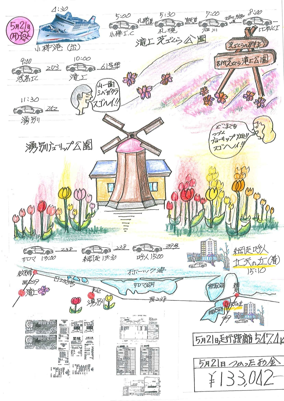 20185北海道3