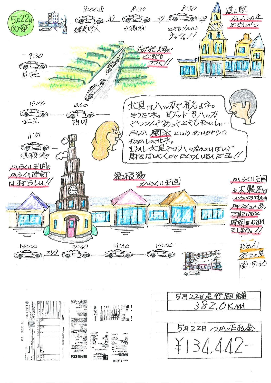 20185北海道5