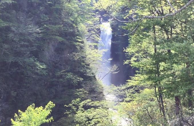 秋保大滝4