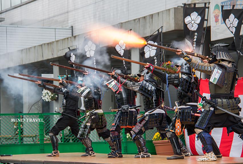 亀岡光秀祭7