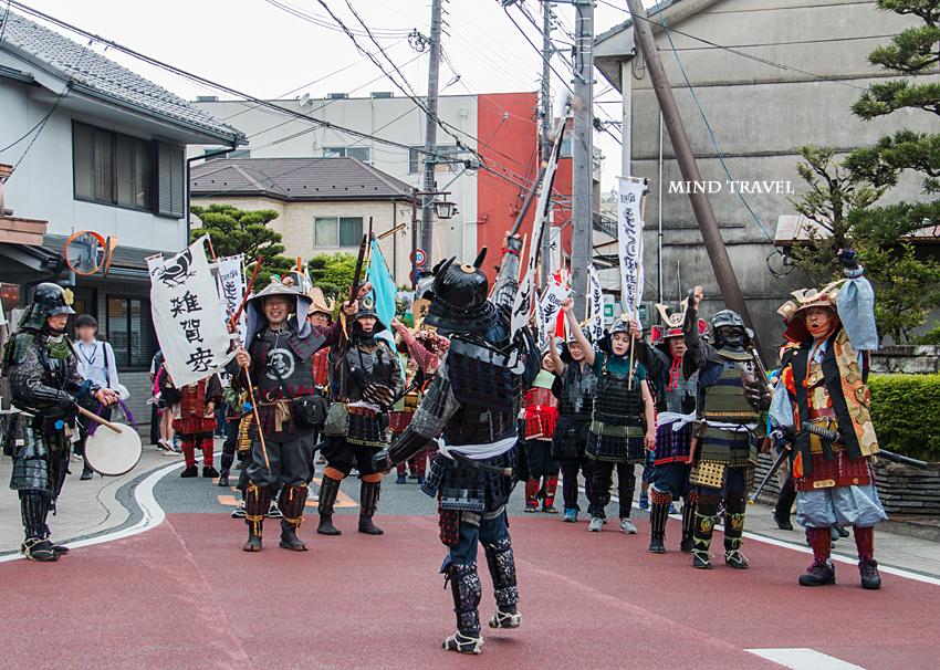 亀岡光秀祭-雑賀衆