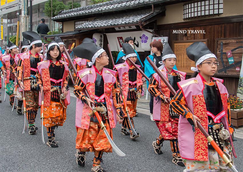 亀岡光秀祭4