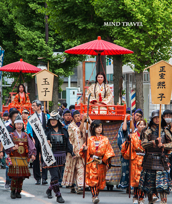 亀岡光秀祭