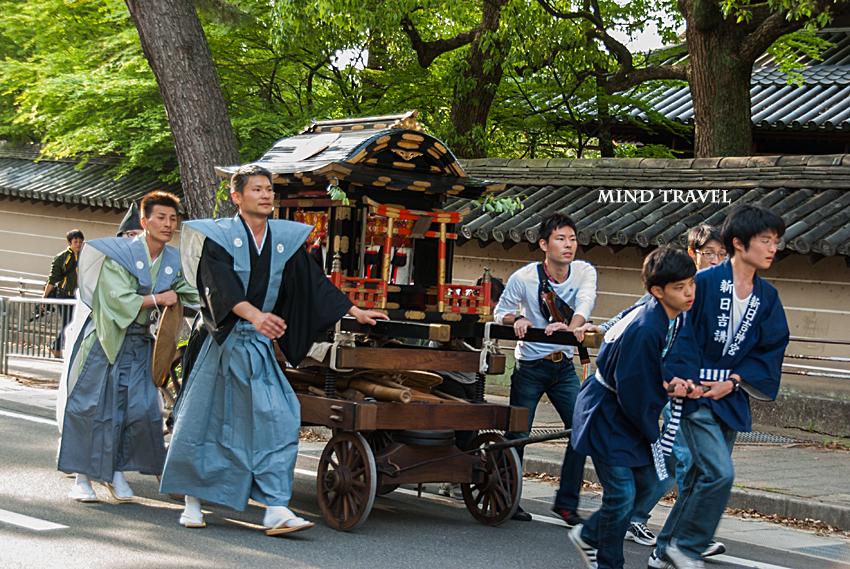 新日吉神社 神輿