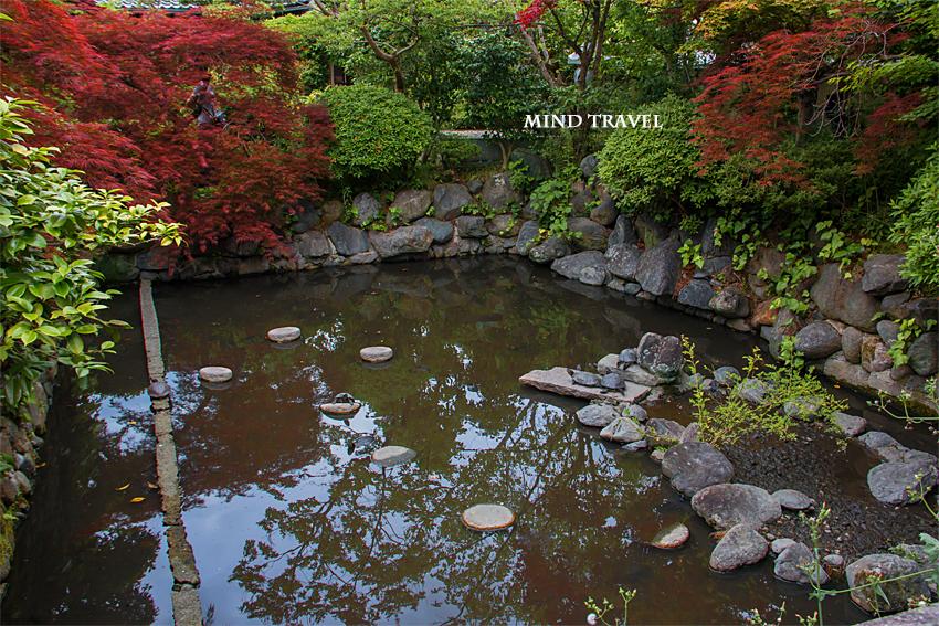 おふさ観音 亀の池